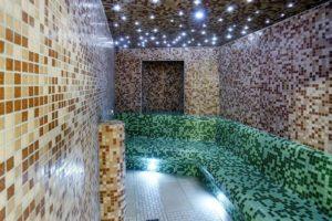 Parní sauna má unikátní účinky.